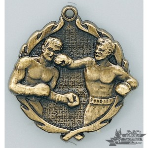 Boxing Wreath Medal