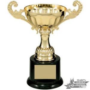 Economy Gold Metal Cup Trophy