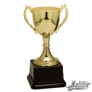 Executive Gold Metal Cup Trophy