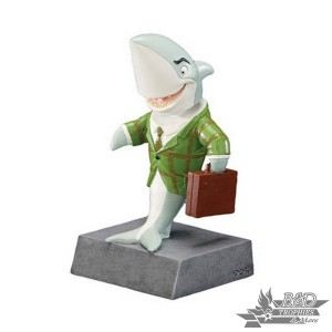 Sales Shark Bobblehead Trophy