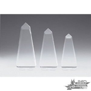 Obelisk Snap-In Acrylic Award