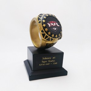 Victory Ring Resin